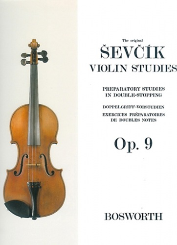 Violin Studies Opus 9