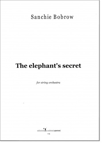The elephant's secret