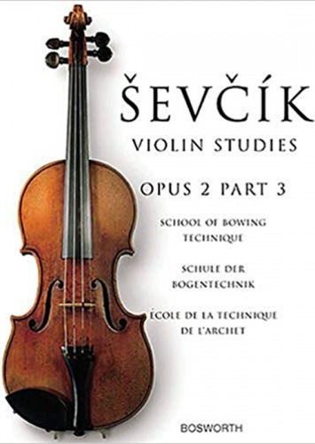 Violon Studies Opus 2 Part 3